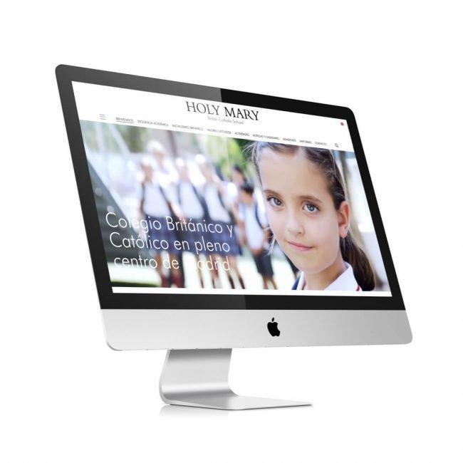 Web Holy Mary Catholic School